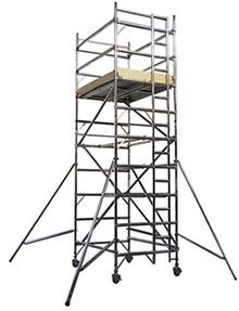 PASMA training Interior scaffolding Tower design installation
